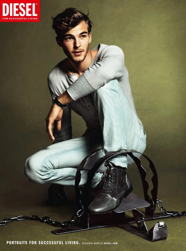 Diesel S/S '12 Campaign