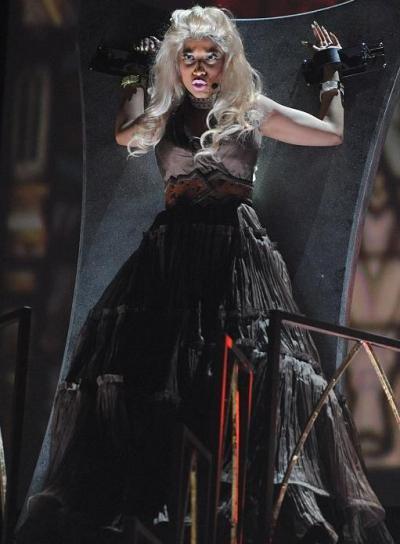 Nicki Minaj Grammy Awards 2012