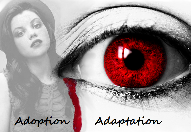 ADOPTION, Fanfiction de Twilight par NO