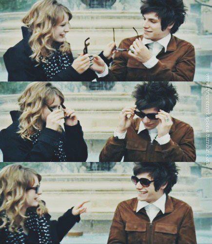 « Etre ami avec son ex c'est être chacun assez mature pour se rendre compte que vous n'étiez pas fait pour être ensemble, mais seulement pour être d'excellents amis »