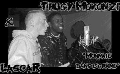 "Enregistrement ""Monnaie dans le Crâne"" Feat Thugy Mokonzi & I-Renoi"