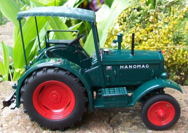 HANOMAG R 40 Cabine