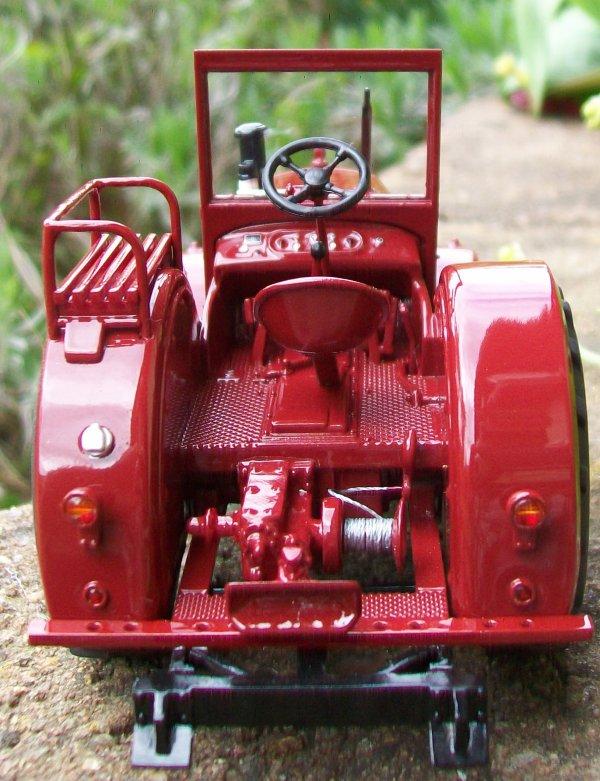 HANOMAG R40 Rouge