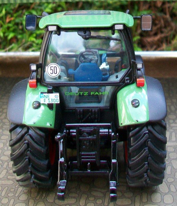 DEUTZ Agrotron TTV 1145 Ridders-Wolf  1207/2050