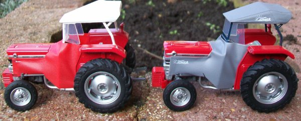 Massey Ferguson 135 Sirocco   version 2  445/1000