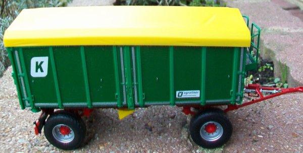 KROGER KHD 302  remorque