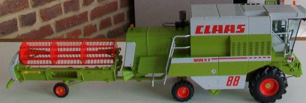 M B CLAAS DOMINATOR 88 MAXI