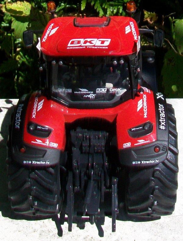 MC Cormick X 8 Afrique du sud 269/1000