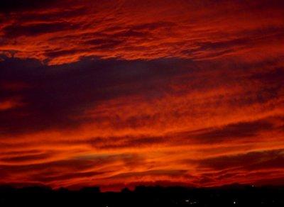 """Pour vous souhaiter une bonne nuit, voici un poème de Verlaine, intitulé """"Soleils couchants"""" ..."""