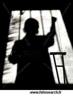 Nous sommes souvent les prisonniers de notre propre vie ...
