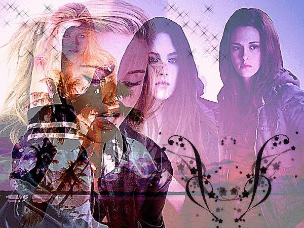 - - > Kristen Stewart < - - (l)