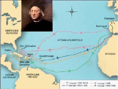 Christophe Colomb - Histoire du Québec et du Canada (Projet...