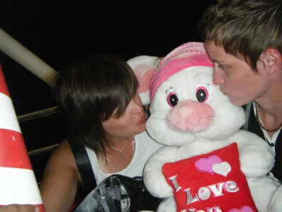 06.06.2010 <3 13 mois avec la plus merveilleuse des Femmes..