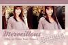 Merveillous-Dounia , depuis le 28 / 01 / 10 , est ton blog d'information sur la Ravissante Dounia Coesens ♥