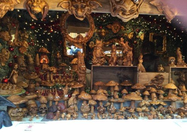 Petit tour marche Noel de Bruxelles
