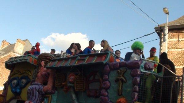 carnaval de nivelles 2018