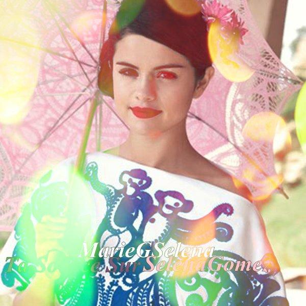 M A R I E G S E L E N A ; Ta Source Sur Sur La Belle Latino , Selena Gomez !