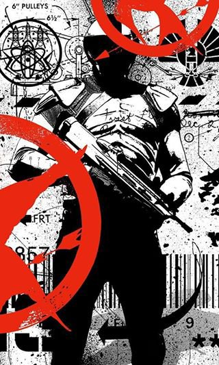nouveau poster hunder games :)