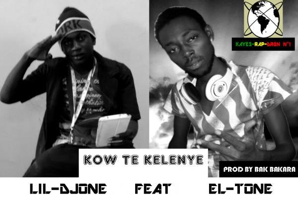 "LIL-DJONE FEAT EL-TONE ""KOW TE KELENYE"" PROD BY BAK BAKARA / LIL-DJONE FEAT EL-TONE ""KOW TE KELENYE"" PROD BY BAK BAKARA (2016)"