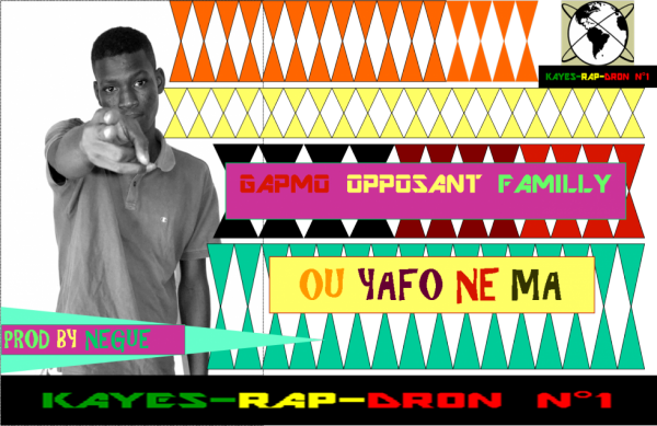 "GAPMO ""OU YAFO NE MA"" PROD BY NEGUE"