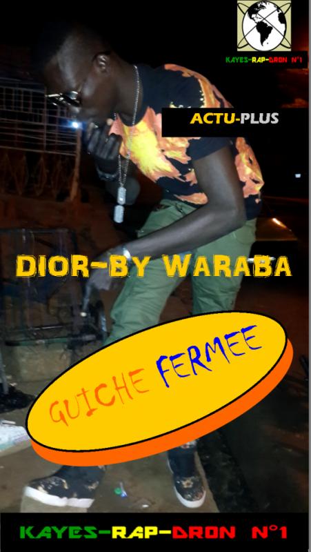 DIOR -BY WARABA