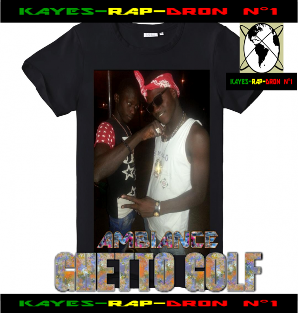 """AMBIANCE"" / GHETTO GOLF ""AMBIANCE"" PROD BY NEGUE (2016)"