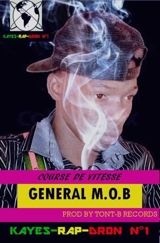 """COURSE DE VITESSE"" / GENERAL M.O.B ""COURSE DE VITESSE"" PROD BY TONT-B RECORDS  (2016)"