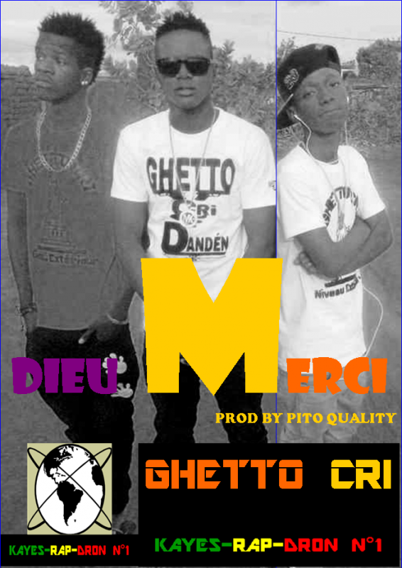 """DIEU MERCI"" / GHETTO CRI ""DIEU MERCI"" PROD BY PITO QUALITY (2016)"