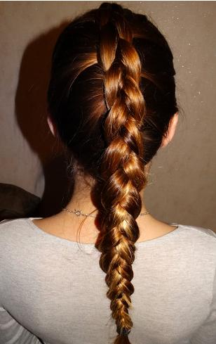 """Routine  """"cheveux ondulés"""""""