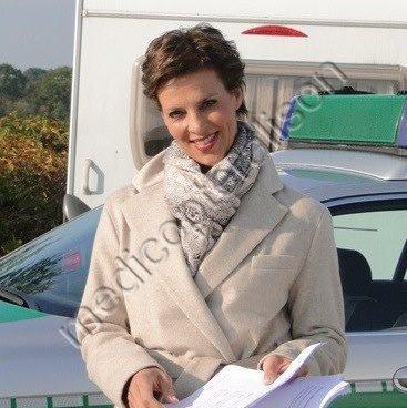 Sabine Petzl une superbe pilote je l'adore :D <3