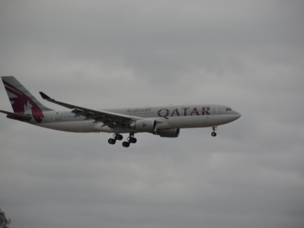 Airbus A330-202 Qatar Airways