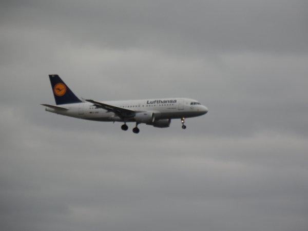 Airbus A319-114 Lufthansa