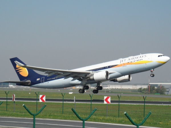 Airbus A330-202 Jet Airways