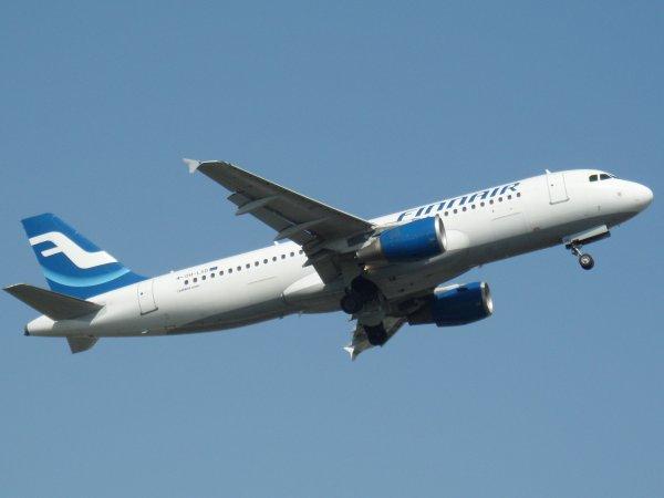 Airbus A320-214 Finnair