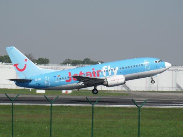Boeing 737-5K5 Jetairfly