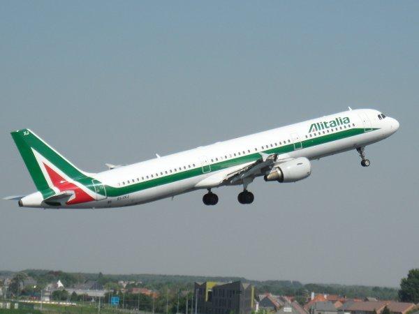 Airbus A321-112 Alitalia