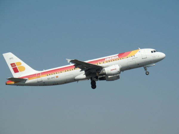 Airbus A320-214 Iberia