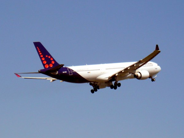 Airbus A330-322 Brussels Airlines