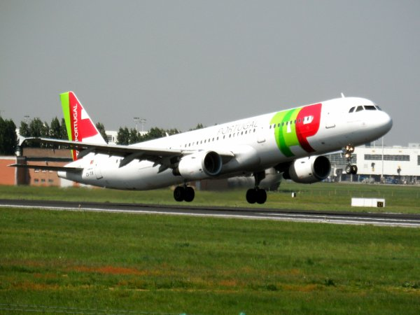 Airbus A321-211 TAP Portugal