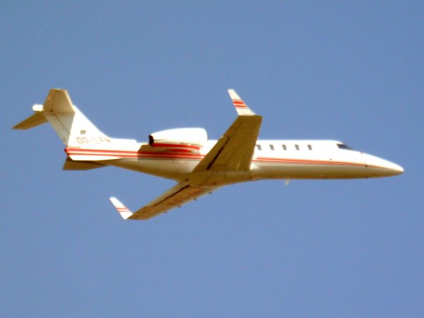 Learjet 45XR Abelag Aviation