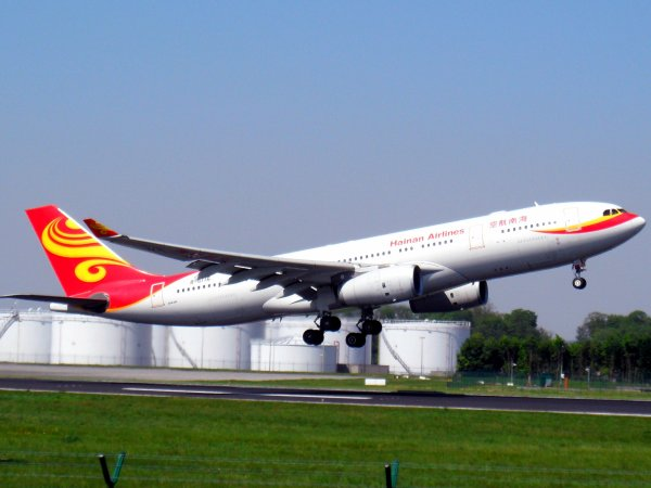 Airbus A330-243 Hainan Airlines