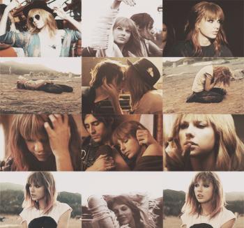 Mon regard a croisé tes yeux, Le ciel est devenu lumineux, Ma main a touché la tienne, Depuis mon coeur au tien s'enchaîne.