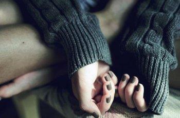 Chaque matin je me levais avec la peur de te perdre. Le point positif dans tout ça,c'est que je n'aurais plus jamais cette crainte.
