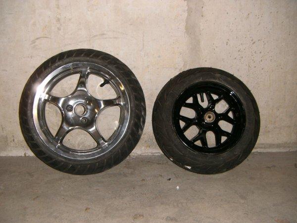 pneu monter