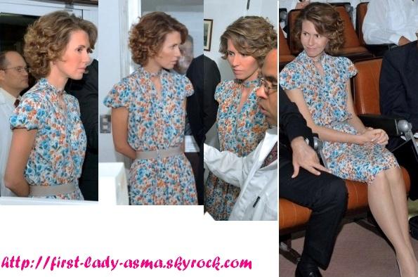 first-lady-asma's blog - Page 9 - first lady asma al assad ...