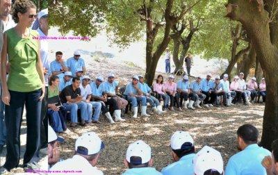première dame asma assad  Visitez Service de bénévolat et de l'environnement de travail dans les camps de Qardaha