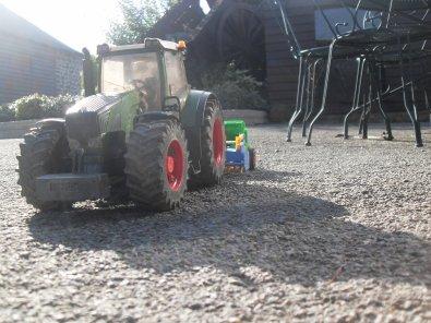 préparation de semis de blé 2011 miniatures