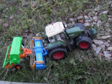 semis de blé 2011 miniatures