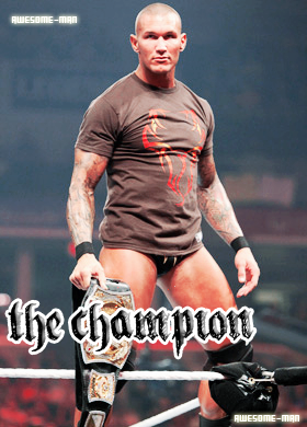 Awesome-Man Article N*5 Champion