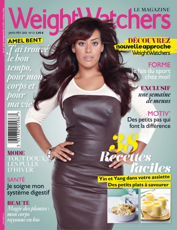 • Le magazine est disponible en réunion dès aujourd'hui! Une interview d'Amel, une présentation de Weight Watchers, nouvelle approche, des idées mode, beauté, bien-être et des recettes faciles à réaliser... A ne pas rater  ;)